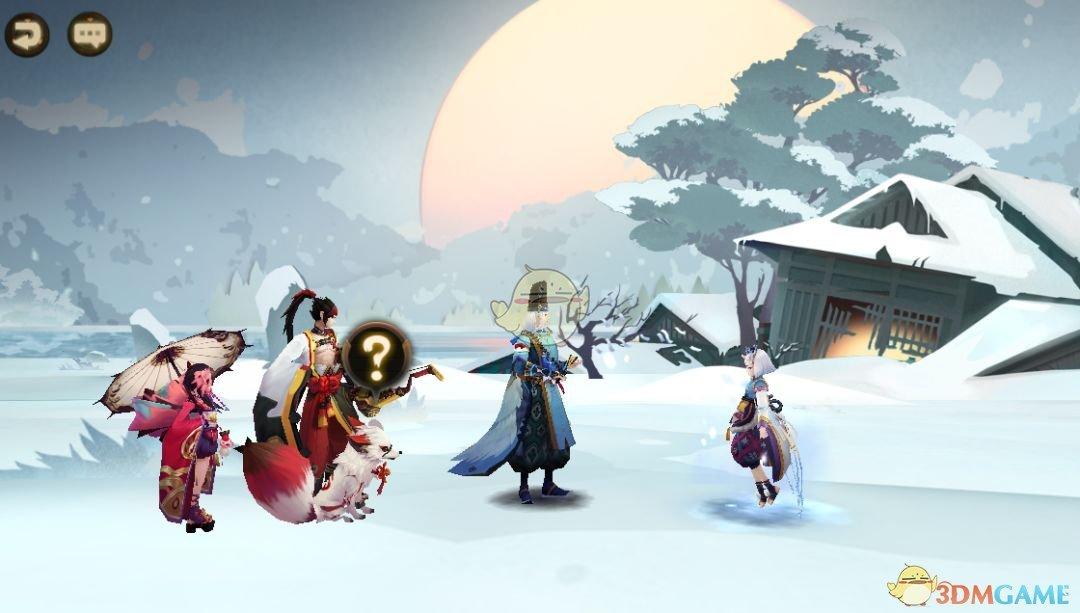 《阴阳师》雪童子番外剧情上线