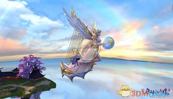 《御剑情缘》最美女神浪漫相遇活动怎么玩