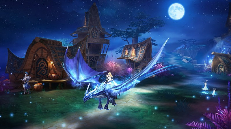 从惊艳动画开始 《封龙战纪》还原唯美魔幻世界