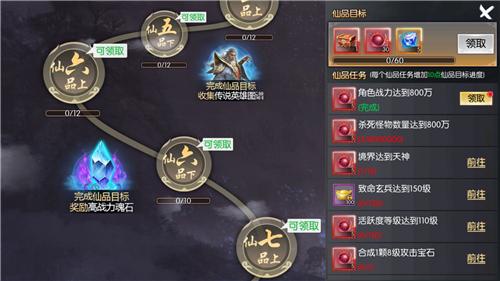 《九州飞凰录》基础玩法大汇总 扶摇直上九万里