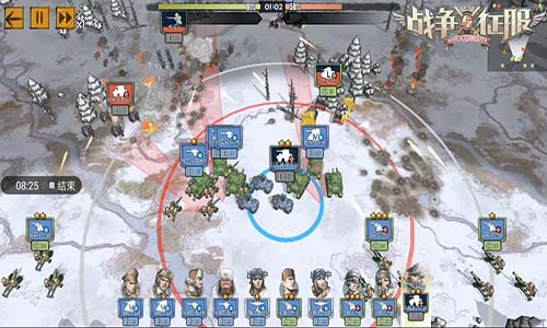 《战争与征服》让玩家接受战争的洗礼!现已开启预约[多图]图片4