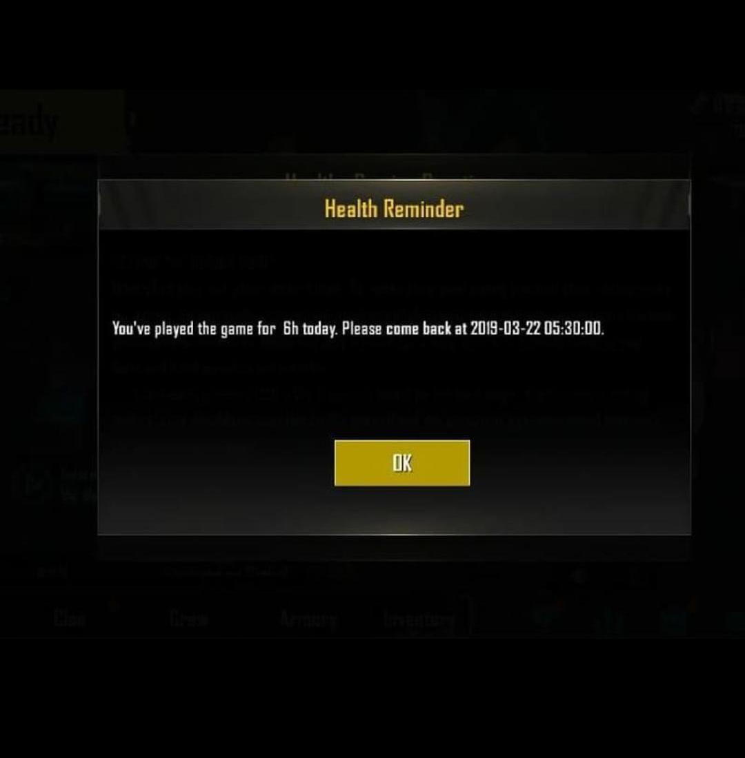 《绝地求生》手游拟限定游戏时间 以适应印度禁令