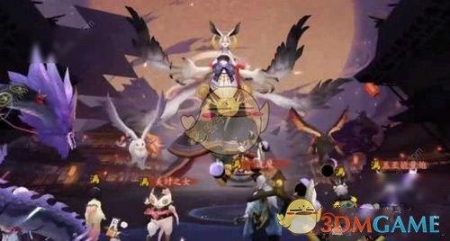 《阴阳师》月之羽姬阵容搭配攻略