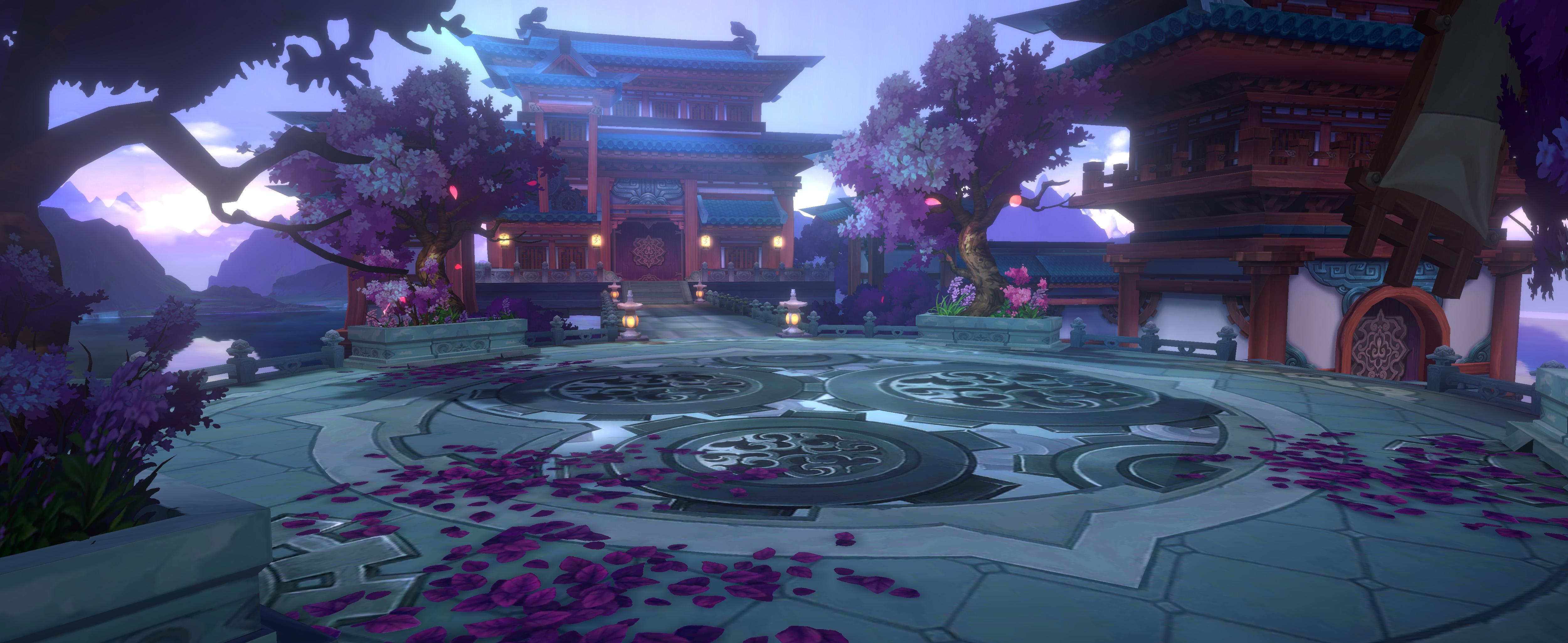 《剑网3:指尖江湖》万花谷招生简章——诗意风雅,悬壶济世
