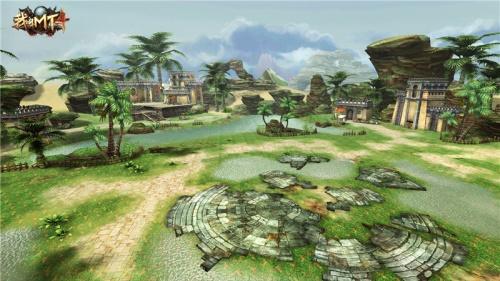 我叫MT4全新玩法4月26上线!80级新地图开启,沙漠剧情展开[视频][多图]图片3