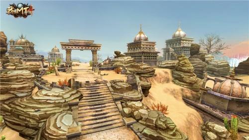 我叫MT4全新玩法4月26上线!80级新地图开启,沙漠剧情展开[视频][多图]图片2