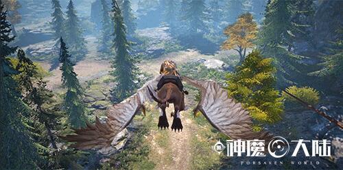 《神魔大陆》手游首曝:完美世界2019旗舰魔幻大作图片6