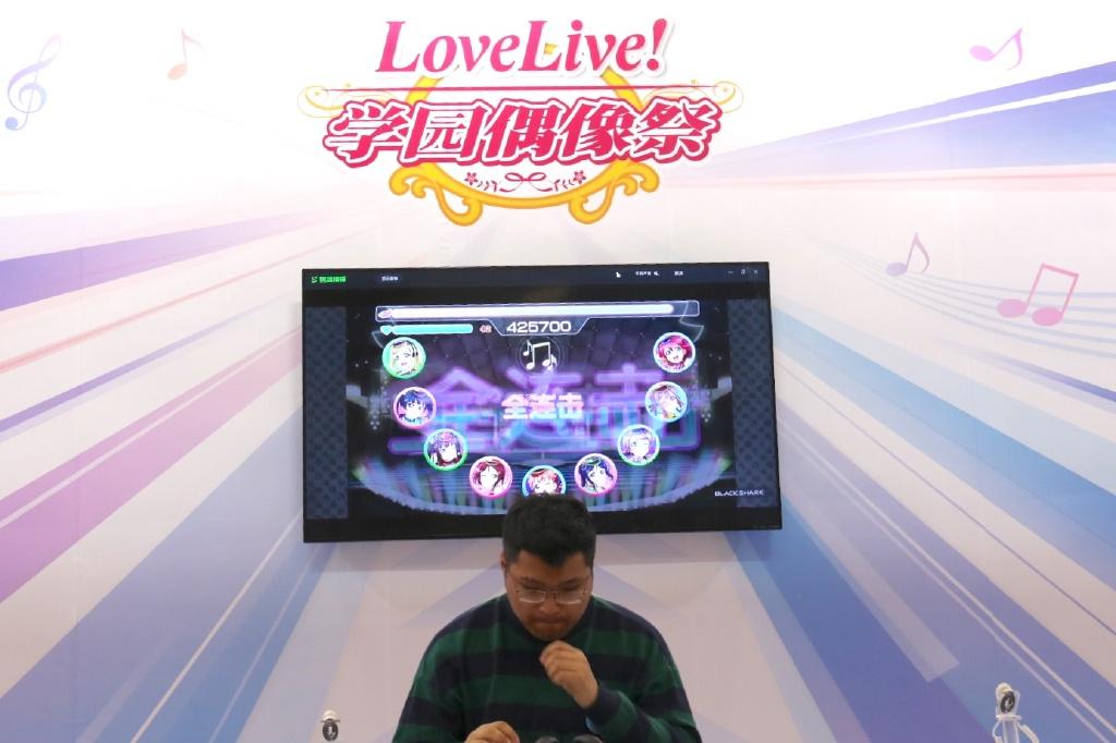 《LoveLive!学园偶像祭》海外2200万人突破纪念!
