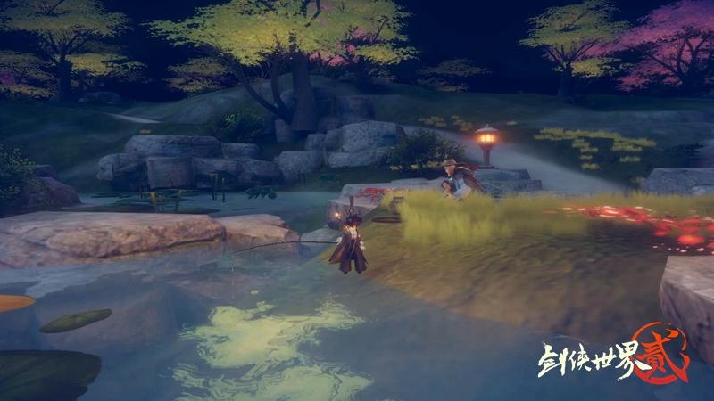 江湖百业 《剑侠世界2》手游全新生活玩法曝光