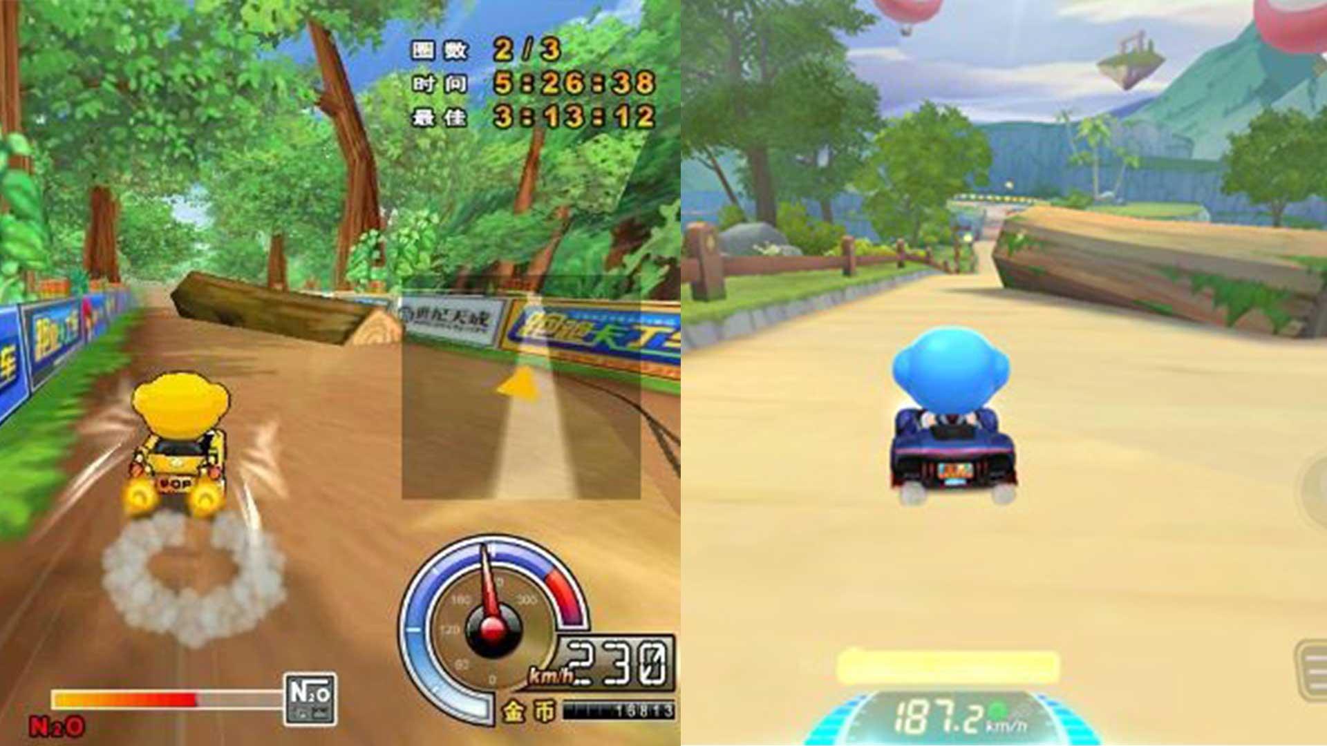 《跑跑卡丁車官方競速版》評測:另一個時代的起點