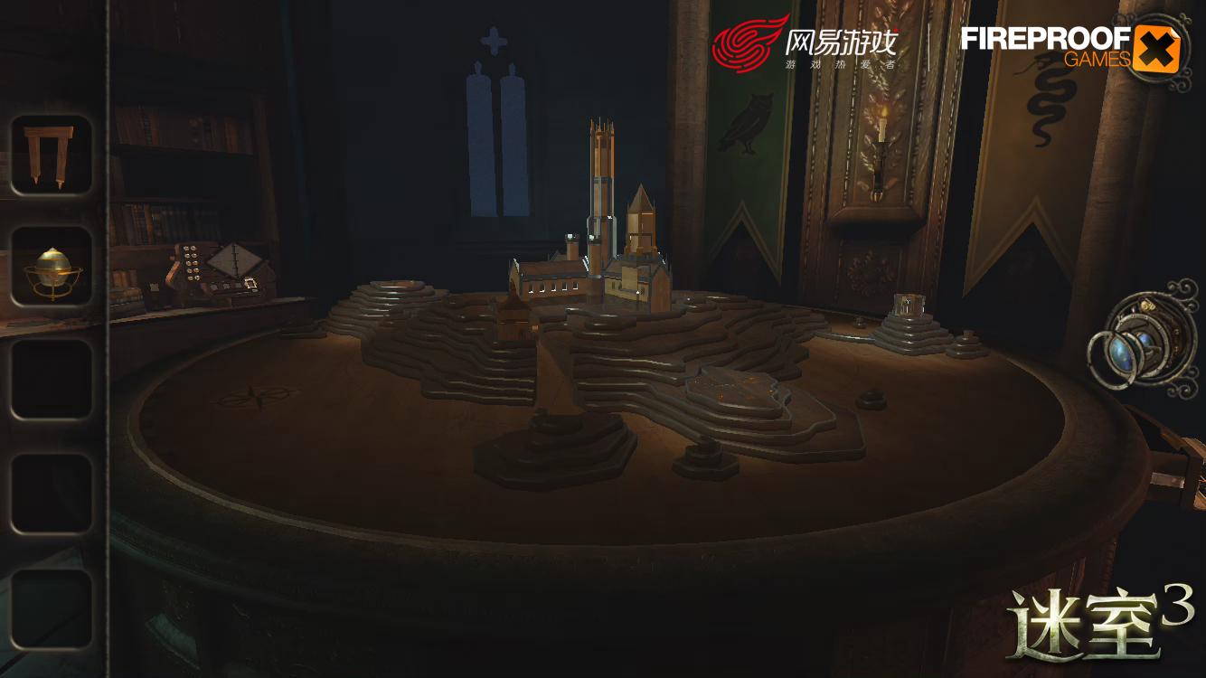 风靡全球的解谜大作《迷室3》魅力解析:3D建模完美还原古典机械谜题