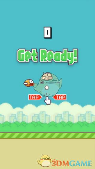 抖音眨眼游戲flappy bird像素鳥下載地址介紹