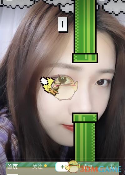 抖音眨眼睛飛小人的游戲玩法介紹