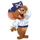 《猫和老鼠》海盗杰瑞属性图文详解