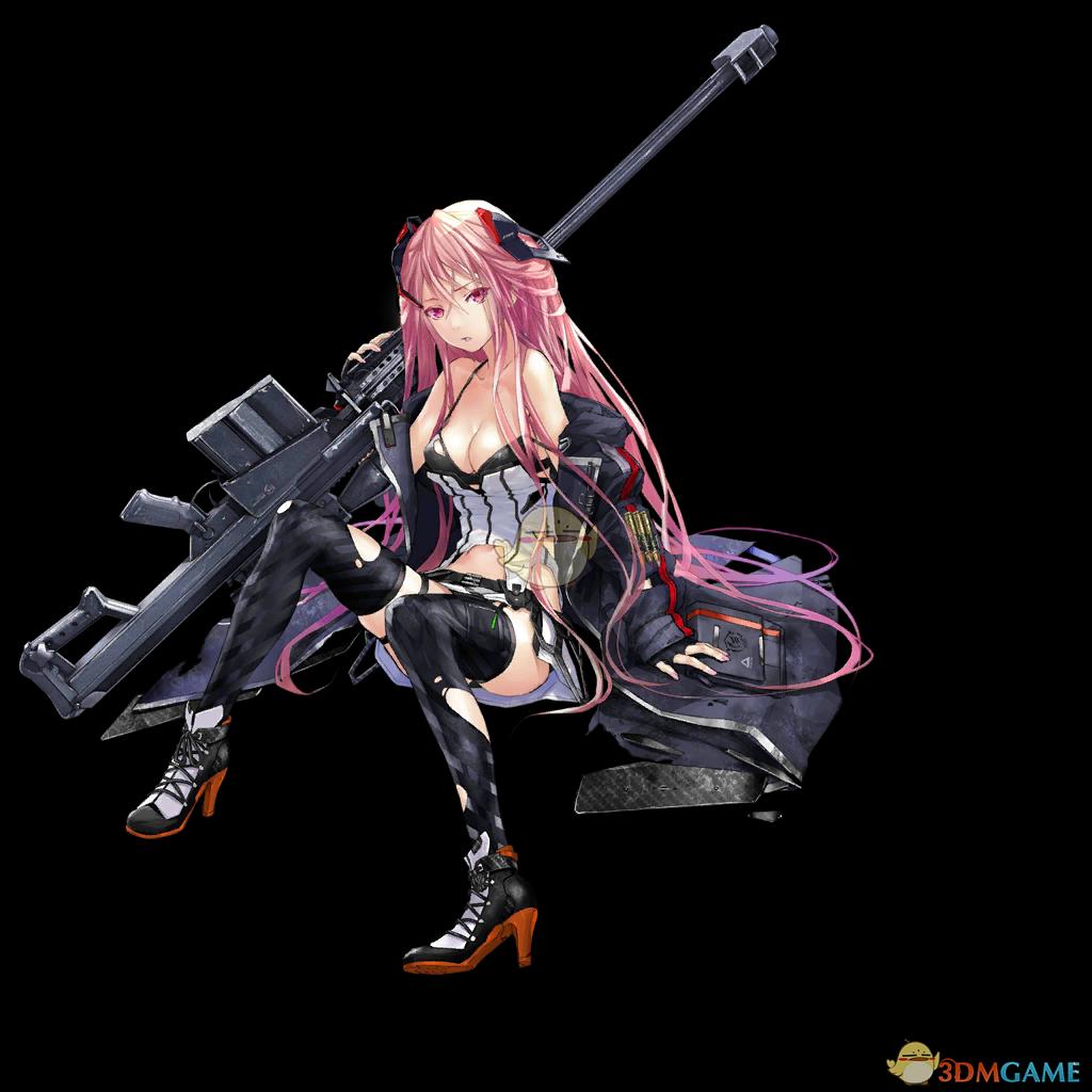 《少女前線》M82A1圖鑒