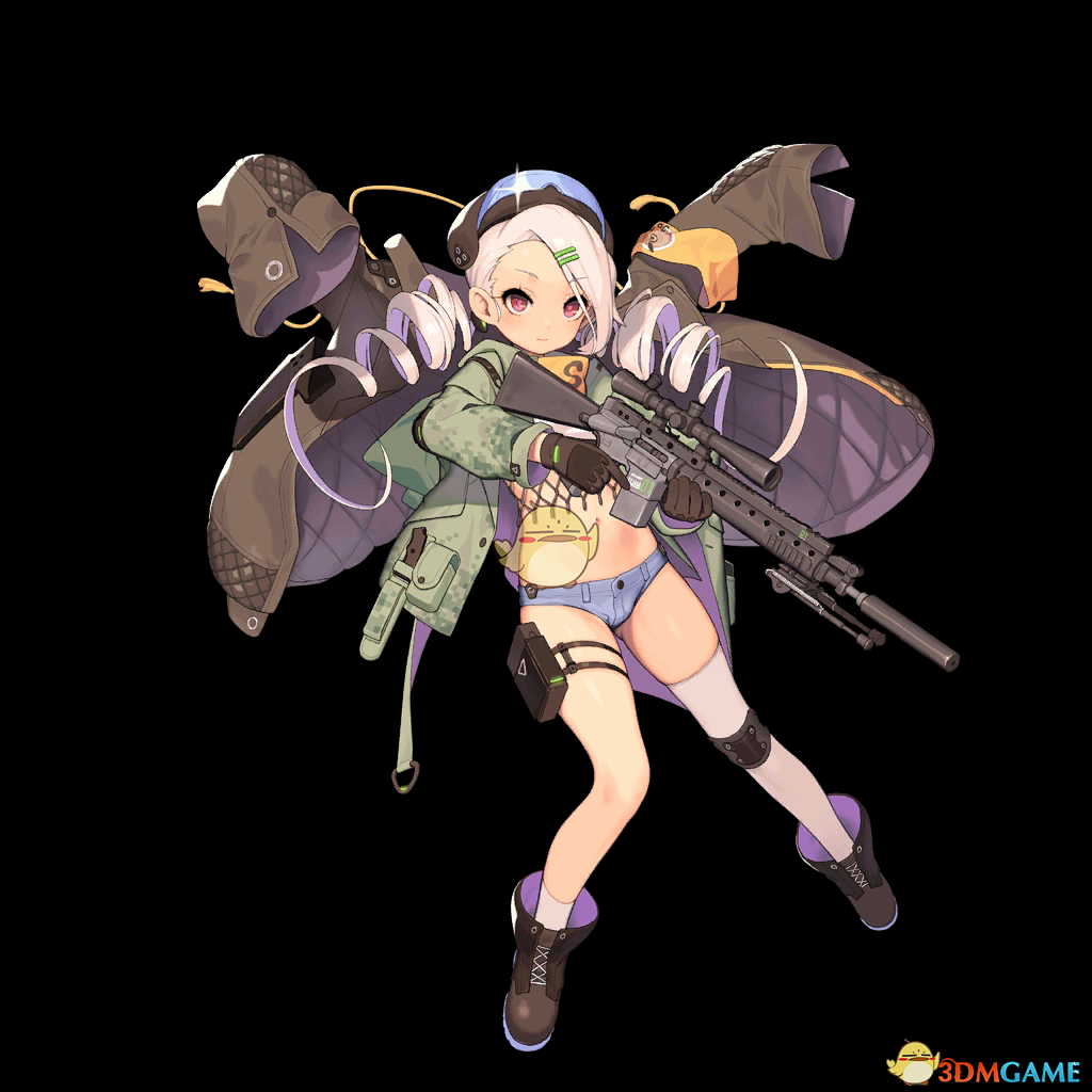 《少女前线》 Mk 12图鉴