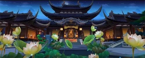 《剑网3:指尖江湖》今日正式上线!国风画韵,写意江湖图片3
