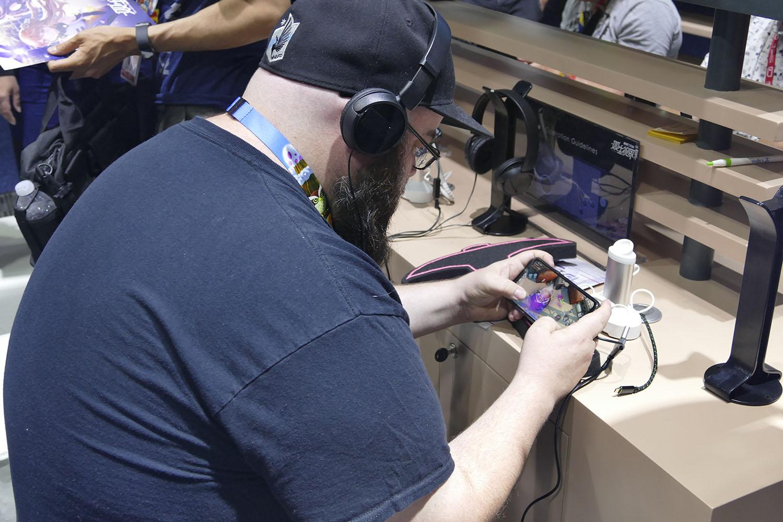 《剑网3:指尖江湖》亮相E3 外媒夸赞:东方武侠让玩家流连忘返图片8