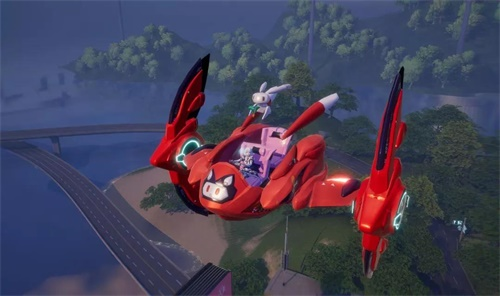 《龙族幻想》座驾系统曝光,高颜值跑车全都有!