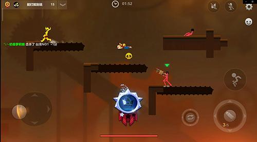 《激斗火柴人》新玩法即将上线:新模式新地图强势加入!图片4
