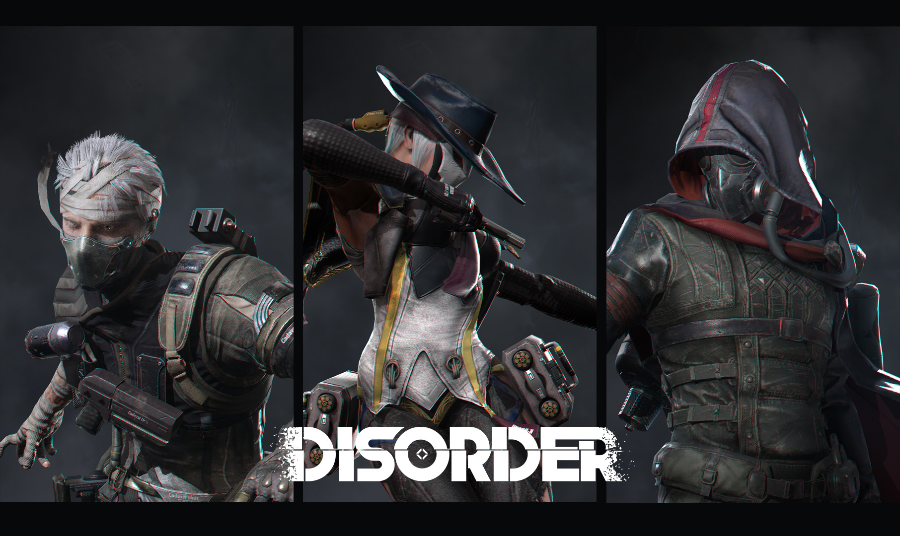 """战士归来,《Disorder》全新阵营""""亡者连队""""曝光"""