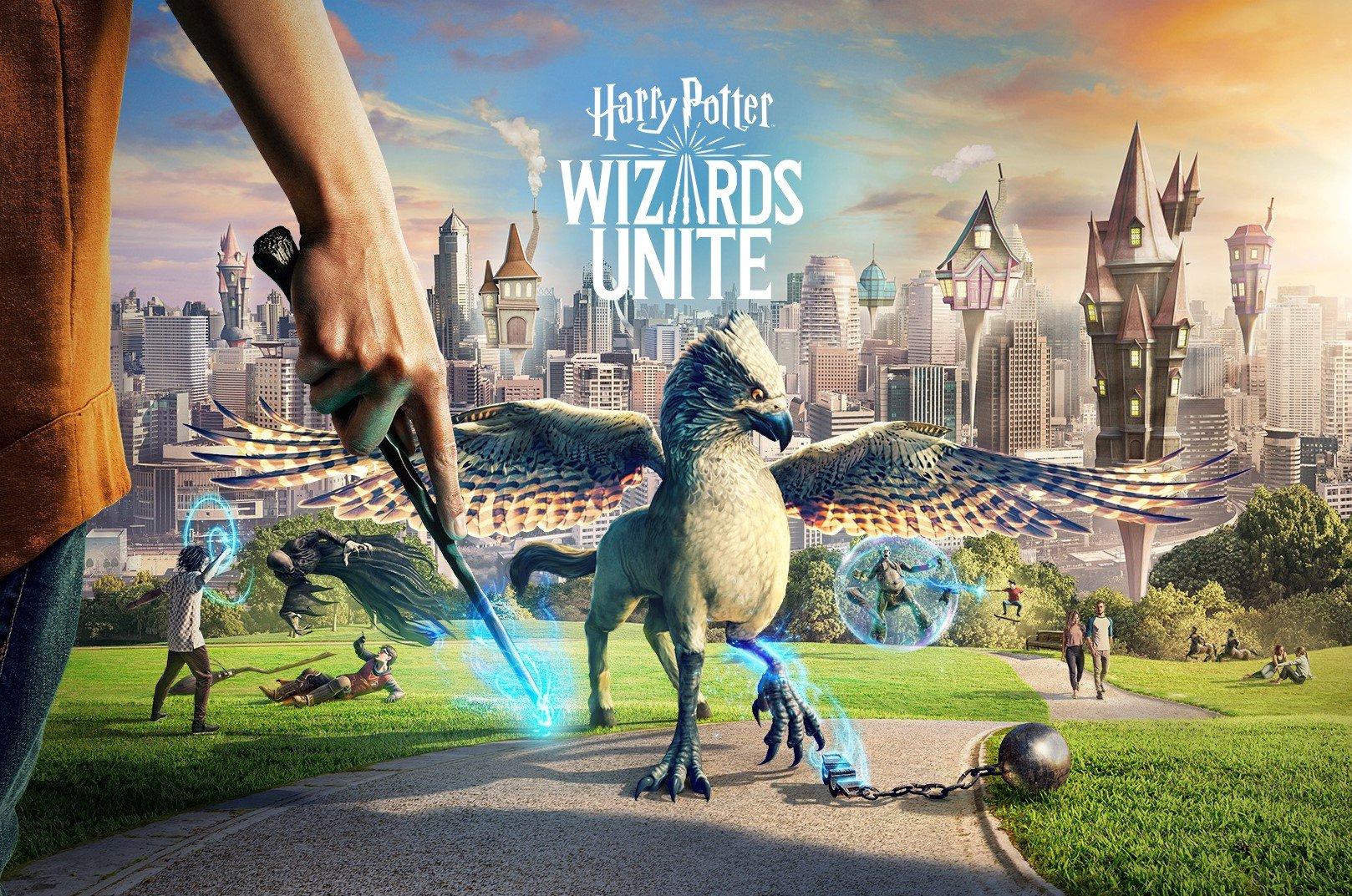 《哈利波特》AR手游首日营收30万 没能复制《宝可梦Go》成功