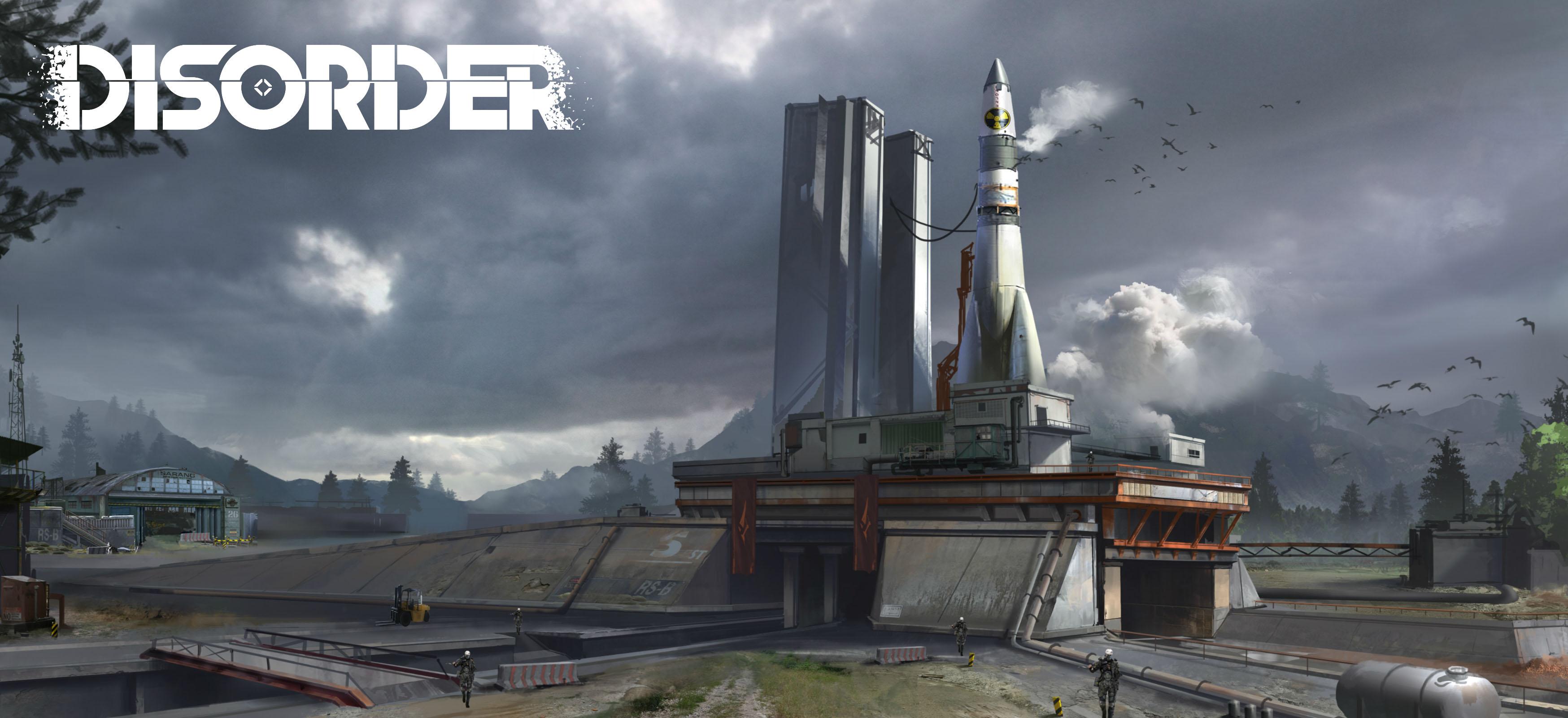 《Disorder》首次海外测试开启 全球预约火热进行[视频][多图]图片2