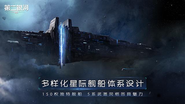 7月5日《第二银河》开启高自由度的太空探索之旅!