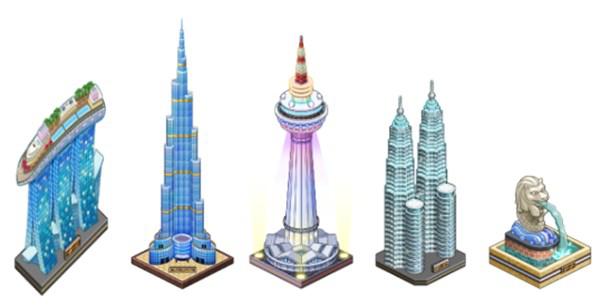 《我的便利店》环游世界第二站,东南亚-中东欢迎你