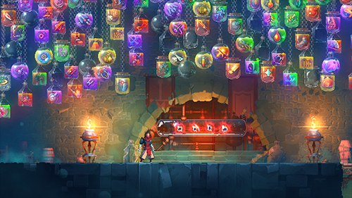 TGA最佳动作游戏登录手机,bilibili带来新冒险「Dead Cells」图片5