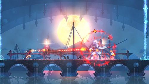 TGA最佳动作游戏登录手机,bilibili带来新冒险「Dead Cells」
