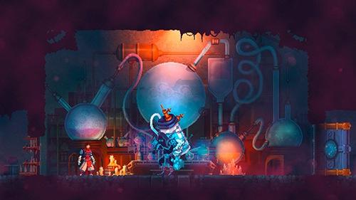 TGA最佳动作游戏登录手机,bilibili带来新冒险「Dead Cells」图片4