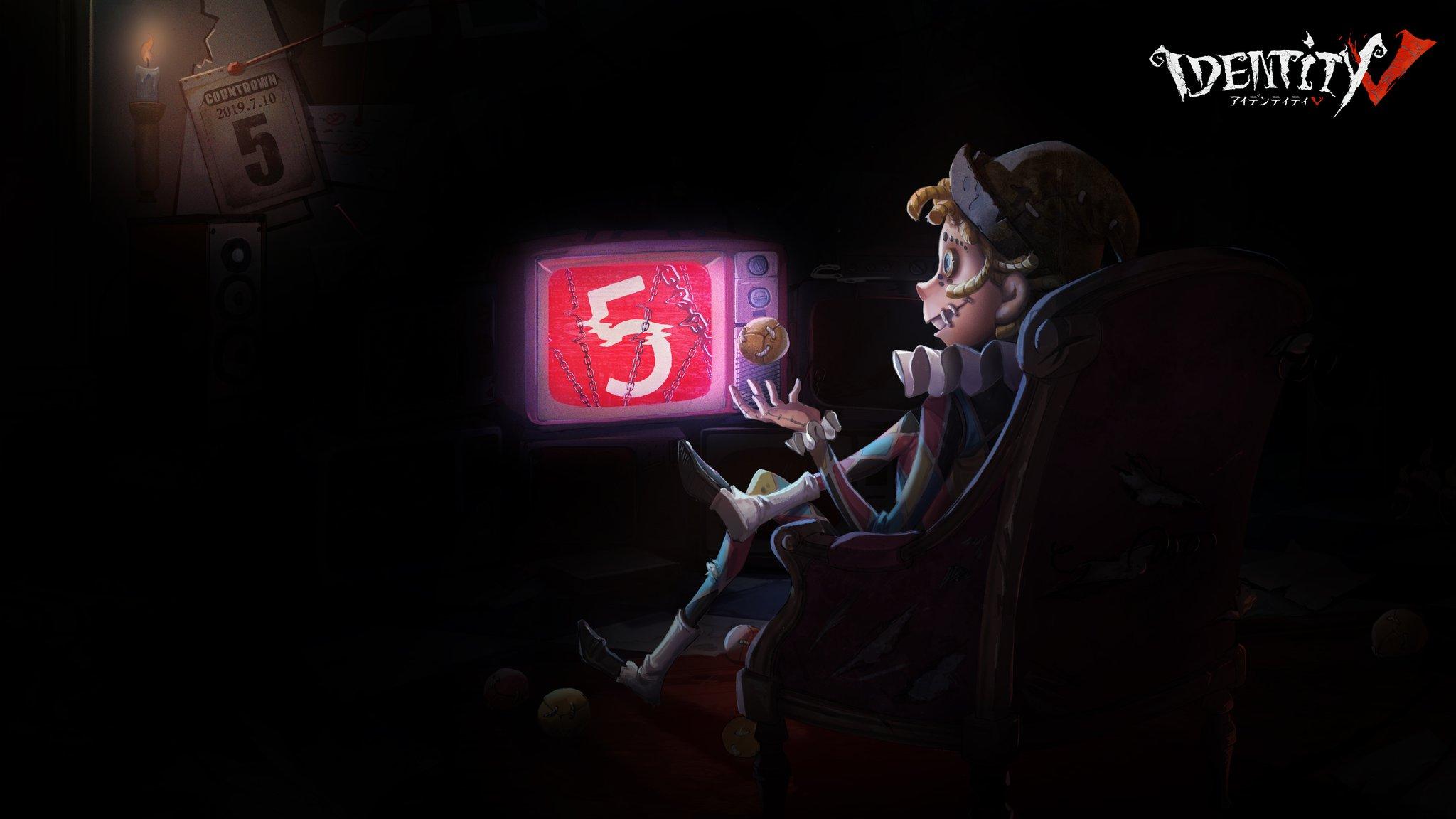 神秘宣传图泄露天机 网易《第五人格》或将联动《女神异闻录5》
