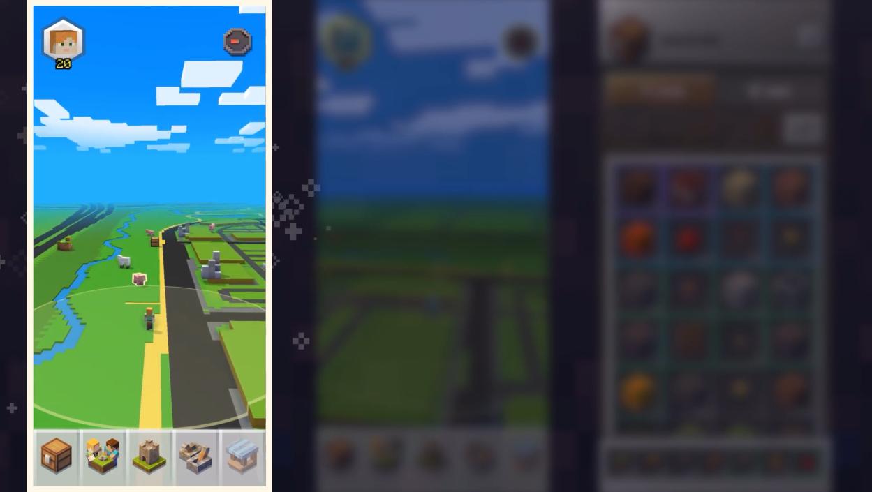《我的世界:地球》玩法介绍:AR手游建造方块乐园[视频][多图]图片2
