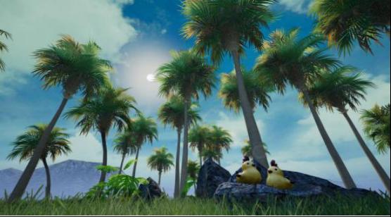 """《和平精英》""""盛夏狂欢""""版本体验报告:热带海岛一日游"""