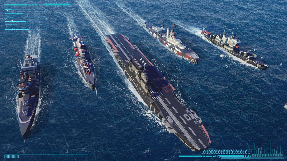 战前知识储备 《代号:海岸线》舰类作用大公开