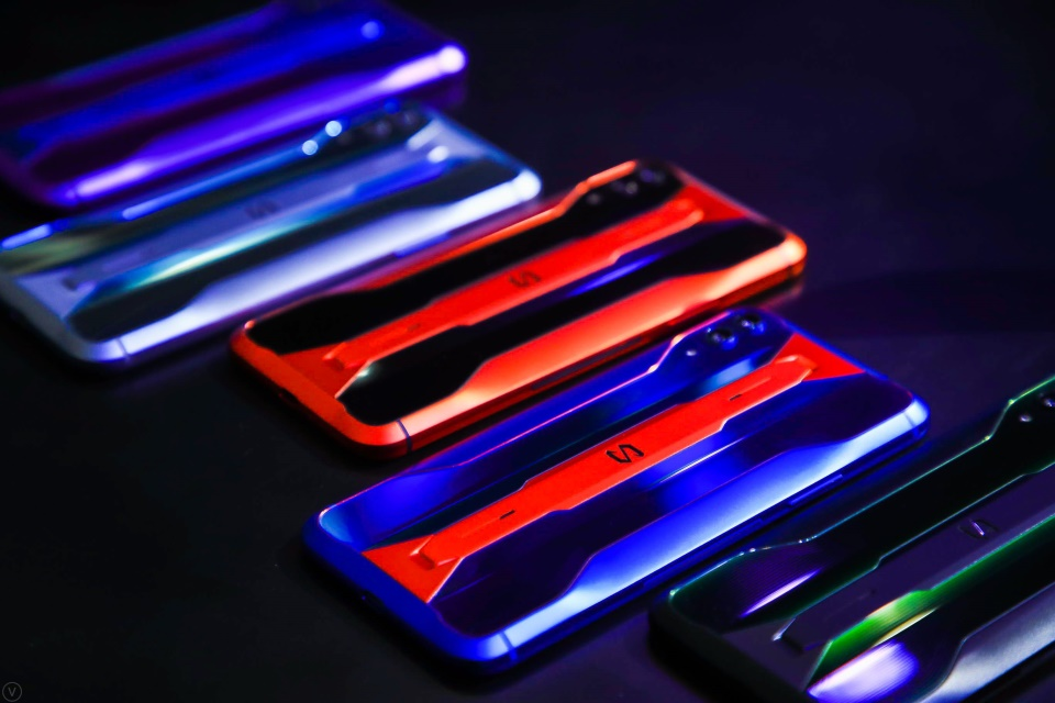 《孤岛先锋》亮相黑鲨手机新品发布会 强强联合突破游戏体验壁垒[视频][多图]图片4