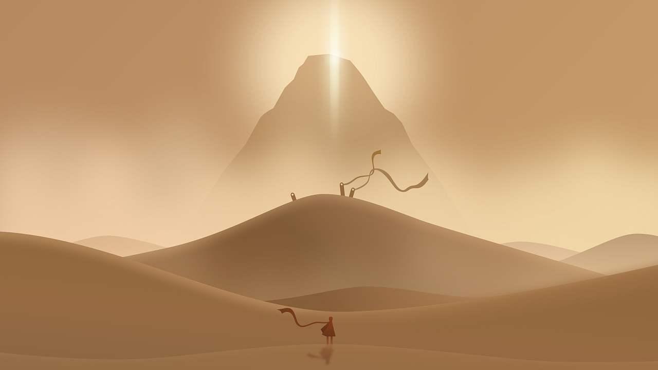 陈星汉《风之旅人》现已登陆iOS平台 售价30元[视频][多图]图片2