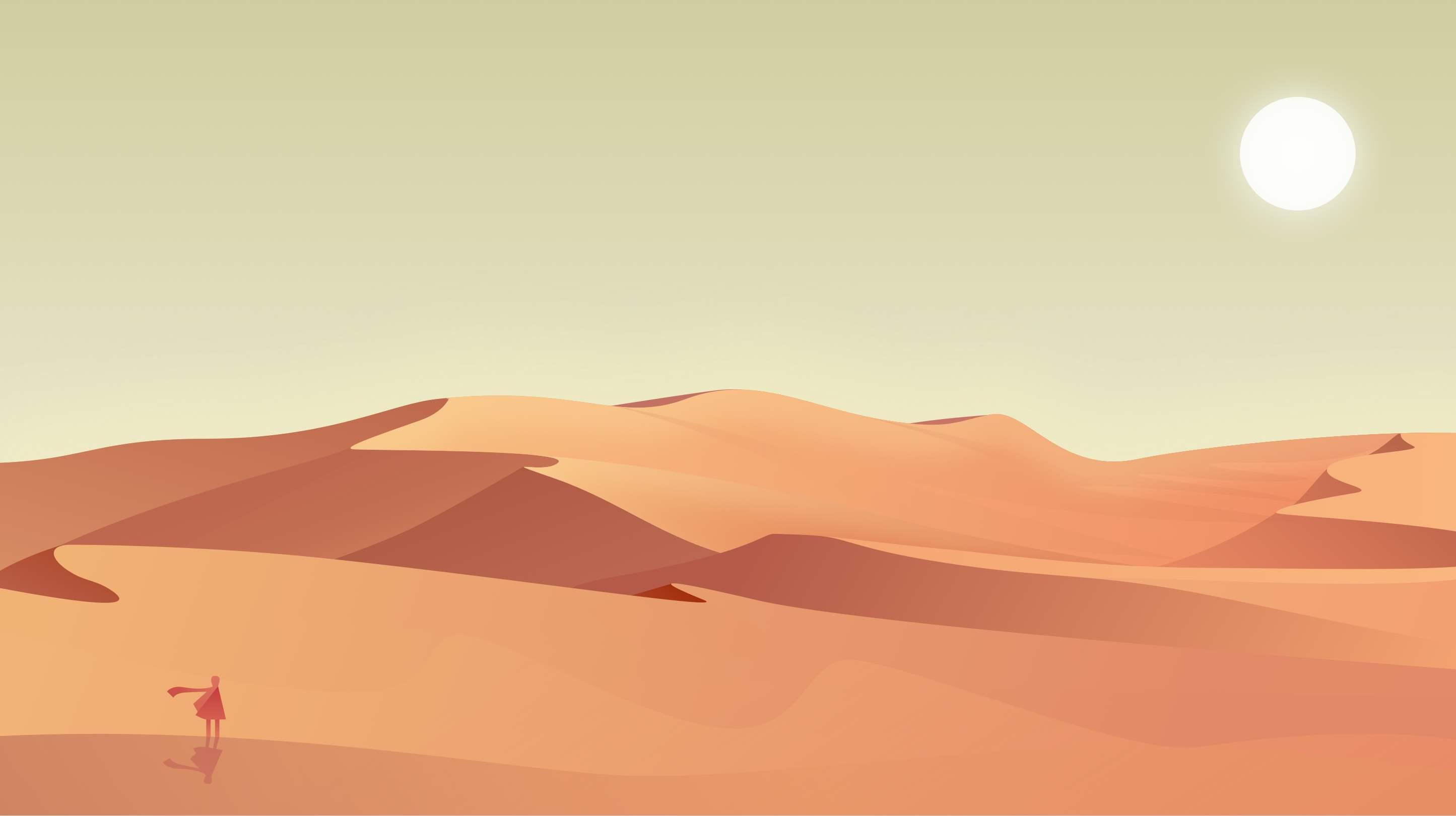 陈星汉《风之旅人》现已登陆iOS平台 售价30元[视频][多图]图片4