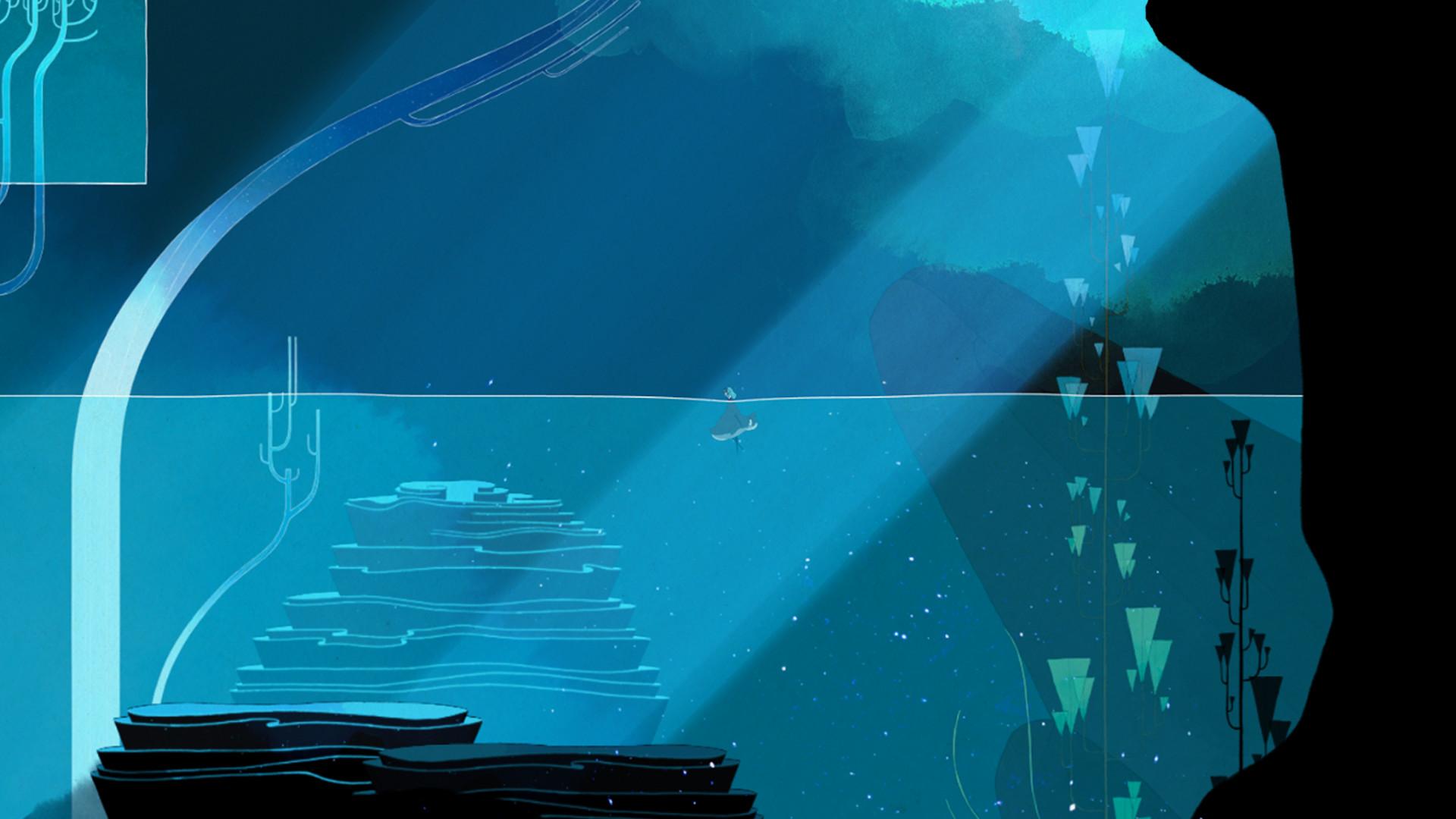 唯美风横版冒险《Gris》8月22日登陆iOS平台图片4