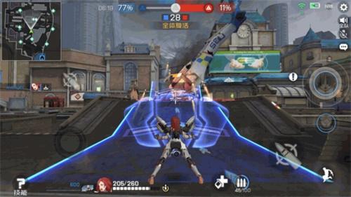 《王牌战士》明日全平台上线,畅享移动端多角色热血枪战![视频][多图]图片5