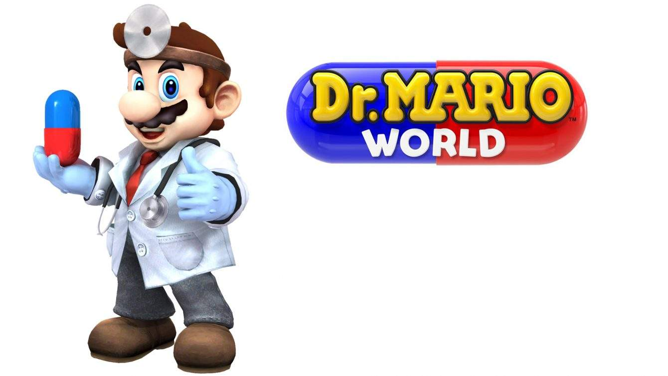 表现不佳 手游《马里奥医生:世界》首月收入仅140万图片2