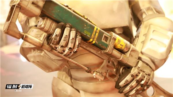 《辐射:避难所Online》晶品线下活动圆满落幕,大量活动返图来袭