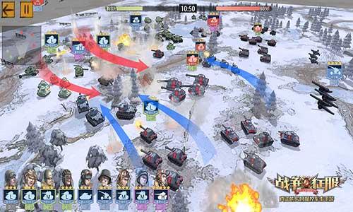 有梗更有趣!来《战争与征服》看不一样的二战战场!