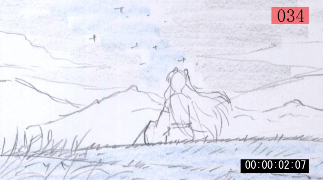 《犬夜叉-奈落之战》概念CG手稿曝光