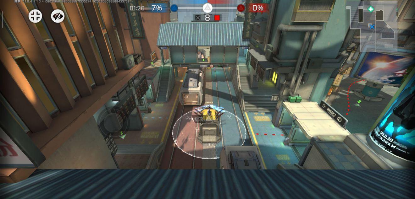 《王牌战士》火车站-血包位置及OB视角概览