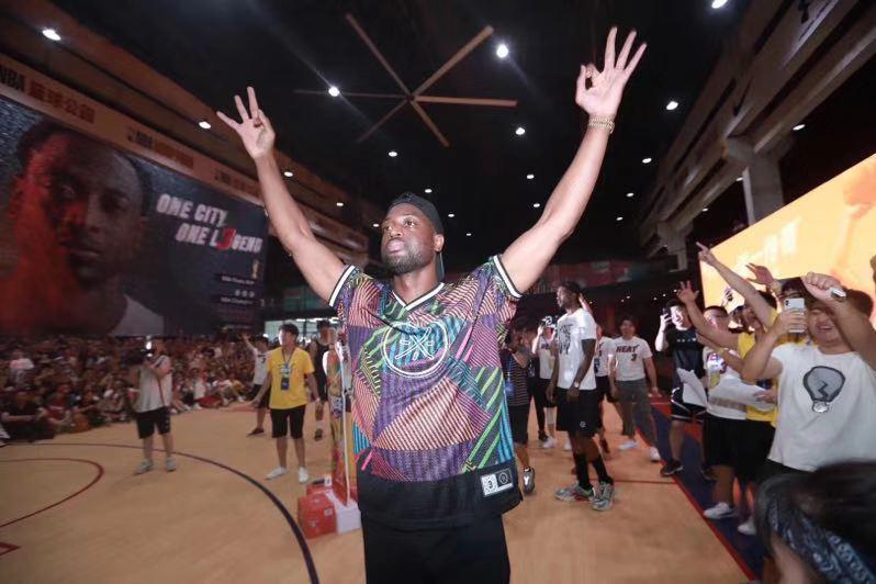 《王者NBA》韦德篮球嘉年华,休赛期逆袭创新高[视频][多图]图片3