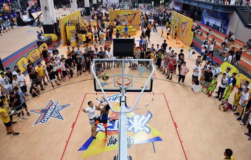 《王者NBA》韦德篮球嘉年华,休赛期逆袭创新高[视频][多图]图片9
