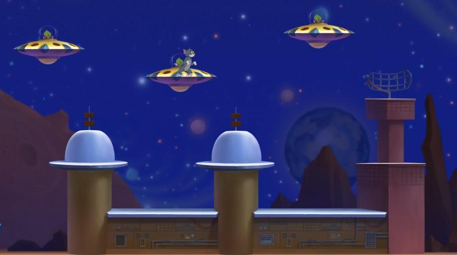 猫和老鼠手游太空堡垒地图更新!全新场景奶酪星球亮相[视频][多图]图片3