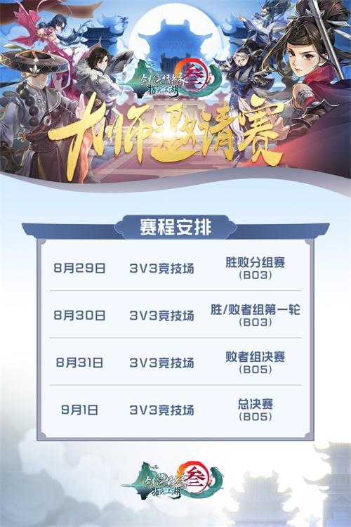 《剑网3:指尖江湖》全民庆典即将开启 助力《剑网3》IP十周年[视频][多图]图片2